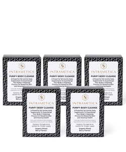 Intrametica Purify Body Cleanse 5x Travel Packs