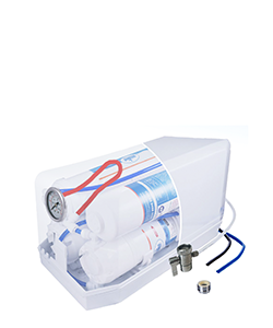 Reverse Osmosis 4 Stage Counter Top System