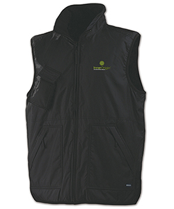 Vests Warren unisex - Black 2XL