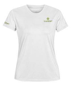 Ladies S/S T-Shirt White Extra Small