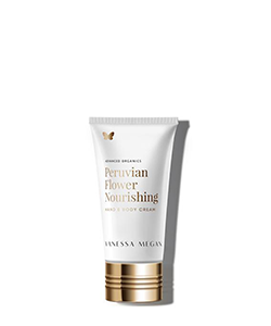 Vanessa Megan Peruvian Flower Nourishing Hand & Body Cream 50ml