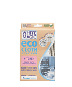 White Magic Eco Cloth Kitchen 32 x 32 cm
