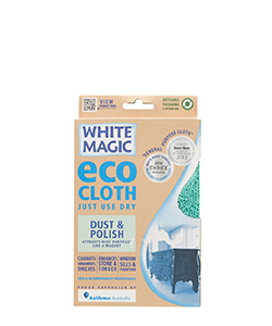 White Magic Eco Cloth Dust & Polish 32 x 32 cm