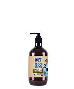 White Magic Eco Clean Laundry Liquid 500mL