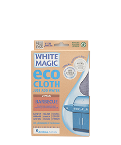 White Magic Eco Cloth Barbecue 2 Pack