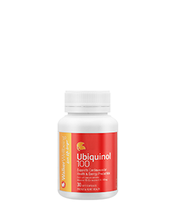 Walker Wellbeing Ubiquinol 100