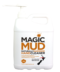 Zeosoft Magic Mud Natural Hand Cleaner 5kg