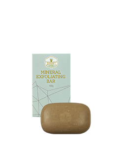 Zeosoft Mineral Exfoliating Bar 100g
