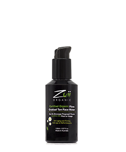 Zuii Organic Face Tan Water