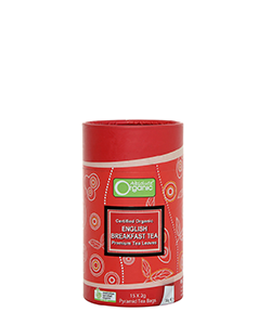 Absolute Organic English Breakfast Tea 30g
