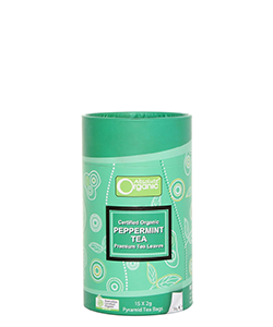 Absolute Organic Peppermint Tea 30g